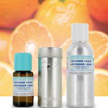 Apelsin organisk olja